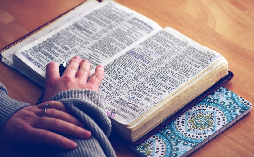 Girl, Read YourBible